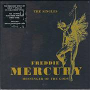Click here for more info about 'Freddie Mercury - Messenger Of The Gods'