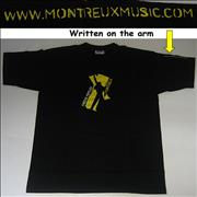 Click here for more info about 'Freddie Mercury - Montreux T-Shirt'