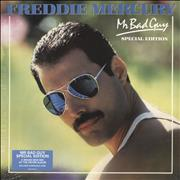 Click here for more info about 'Freddie Mercury - Mr Bad Guy - Special Edition - Sealed'