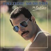 Click here for more info about 'Freddie Mercury - Mr Bad Guy - Gold Promo Stamped Sleeve'