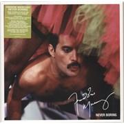 Freddie Mercury Never Boring - Sealed UK vinyl LP