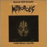 Click here for more info about 'Freddie Mercury - Special A.O.R. Sampler'