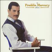 Click here for more info about 'Freddie Mercury - The Freddie Mercury Album - 180 Gram'