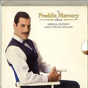 Click here for more info about 'Freddie Mercury - The Freddie Mercury Album - with Photos'