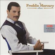 Click here for more info about 'Freddie Mercury - The Freddie Mercury Album - 180 Gram - Shink'