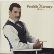 Click here for more info about 'The Freddie Mercury Album'
