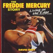 Click here for more info about 'Freddie Mercury - The Freddie Mercury Story Living On The Edge'