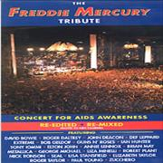 Click here for more info about 'Freddie Mercury - The Freddie Mercury Tribute Concert'
