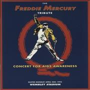 Click here for more info about 'Freddie Mercury - The Freddie Mercury Tribute Concert + Ticket Stub & Banner'