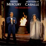 Click here for more info about 'Freddie Mercury - The Golden Boy'