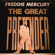 Click here for more info about 'Freddie Mercury - The Great Pretender - 1993 Issue'