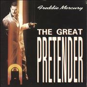 Click here for more info about 'Freddie Mercury - The Great Pretender - Injection - Factory Sample'
