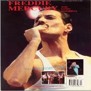 Click here for more info about 'Freddie Mercury - The Long Goodbye'