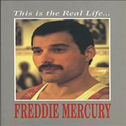 Click here for more info about 'Freddie Mercury - This Is The Real Life'