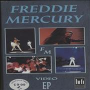Click here for more info about 'Freddie Mercury - Video E.P. - Beta'