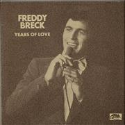 Click here for more info about 'Freddy Breck - Years Of Love'