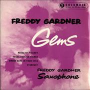 Click here for more info about 'Freddy Gardner - Gems'