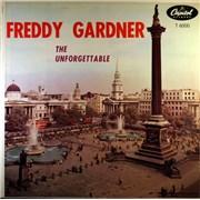 Freddy Gardner The Unforgettable Canada vinyl LP
