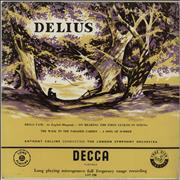 Click here for more info about 'Works By Delius'