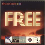 Click here for more info about 'Free - 5 Classic Albums'