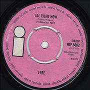 Click here for more info about 'Free - All Right Now - 1st - 4pr'