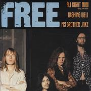 Click here for more info about 'Free - All Right Now EP'