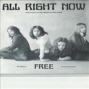Click here for more info about 'Free - All Right Now'
