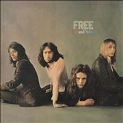 Free Fire And Water - 3rd UK vinyl LP
