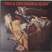Click here for more info about 'Free - Free & Easy, Rough & Ready - EX'