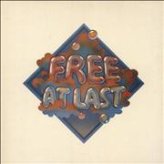 Click here for more info about 'Free - Free At Last - Blue Label'