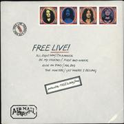 Click here for more info about 'Free - Free Live! - 1st - EX'