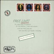 Click here for more info about 'Free - Free Live! - 80s'