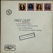 Click here for more info about 'Free - Free Live! - 1st - VG'