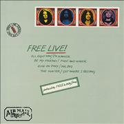 Click here for more info about 'Free - Free 'Live''