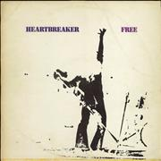 Click here for more info about 'Free - Heartbreaker - 1st - VG'