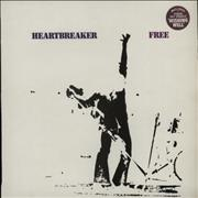 Click here for more info about 'Free - Heartbreaker - 1st - Stickered'