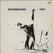 Click here for more info about 'Free - Heartbreaker - 1st + Lyric Inner'