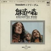Click here for more info about 'Freedom (60s) - Enchanted Wood'