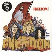 Click here for more info about 'Freedom - 180gm White Vinyl - Sealed'