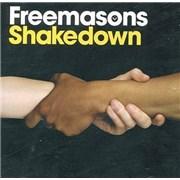 Freemasons Shake Down UK 2-CD album set