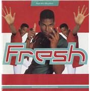 """Fresh Feel My Rhythm UK 7"""" vinyl"""