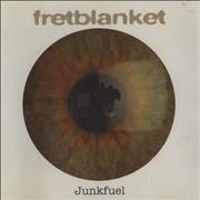 Click here for more info about 'Fretblanket - Junk Fuel'