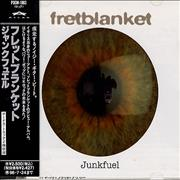 Click here for more info about 'Fretblanket - Junkfuel'