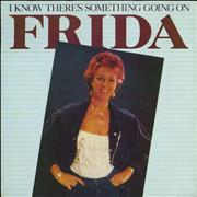 Click here for more info about 'Frida - I Know There's Something Going On'