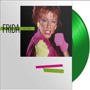 Click here for more info about 'Frida - Shine - 180gram Green Vinyl + Sealed'