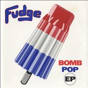 Click here for more info about 'Fridge - Bomb Pop EP - Red Vinyl'