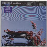 Click here for more info about 'Friendly Fires - Inflorescent - Violet Vinyl'