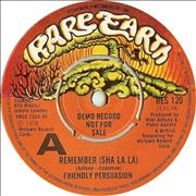 Click here for more info about 'Friendly Persuasion - Remember (Sha La LA)'