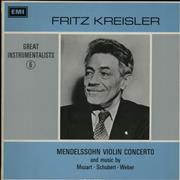 Click here for more info about 'Fritz Kreisler - Great Instrumentalists 6'