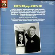 Click here for more info about 'Fritz Kreisler - Kreisler plays Kreisler'